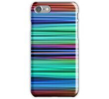 Streaming Color iPhone Case/Skin