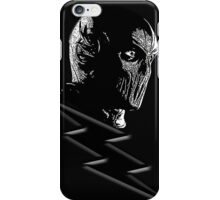 Zoom in profile iPhone Case/Skin