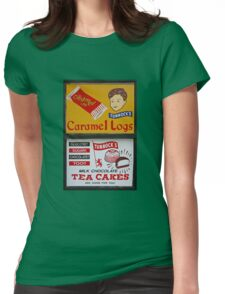 Official - Chocolate Is Good For You! Womens Fitted T-Shirt