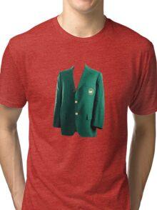 The Masters Golf Green Jacket Tri-blend T-Shirt