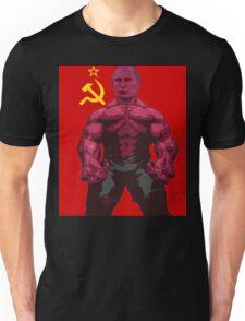 VLADIMIR PUTIN on steroids Unisex T-Shirt