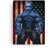 USA OBAMA Canvas Print