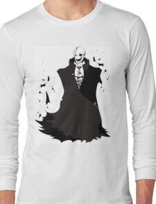 Undertale - W.D. Gaster Long Sleeve T-Shirt