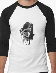 Metal Gear Solid V - Kaz - Kazuhira Benedict Miller Men's Baseball ¾ T-Shirt