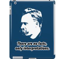 Friedrich Nietzsche Quote 1 iPad Case/Skin