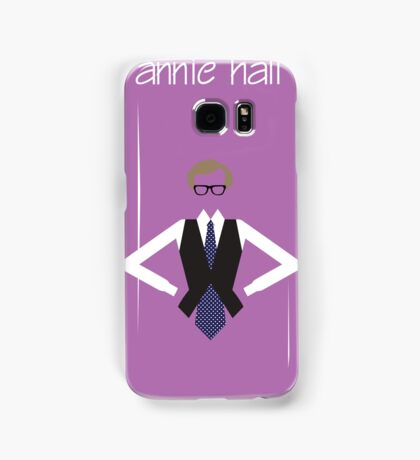 Annie Hall Samsung Galaxy Case/Skin