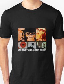Lancelot Link: Secret Chimp Unisex T-Shirt