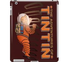 Tintin adventures iPad Case/Skin