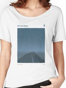 Jack Kerouac - On the Road Women's Relaxed Fit T-Shirt