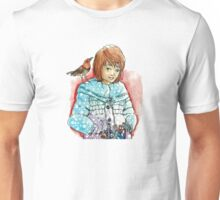 Ai and the Robin Unisex T-Shirt