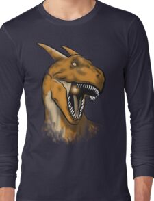 Charisaurus Rex Long Sleeve T-Shirt