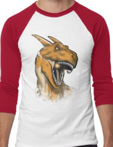 Charisaurus Rex Men's Baseball ¾ T-Shirt