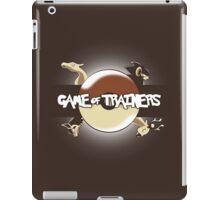 Game of Masters iPad Case/Skin