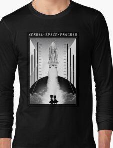 Kerbal Space Program STS Long Sleeve T-Shirt