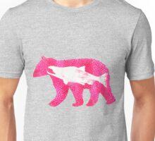 Salmon Bear Unisex T-Shirt