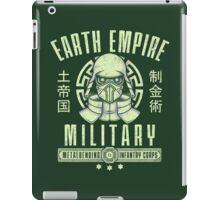 Avatar Earth Empire iPad Case/Skin