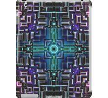 Sci Fi Metallic Shell iPad Case/Skin
