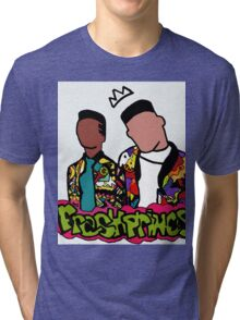 Fresh Prince Reloaded Tri-blend T-Shirt
