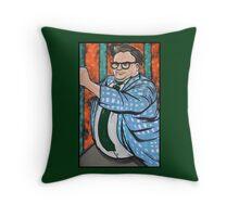 Chris Farley SNL Throw Pillow