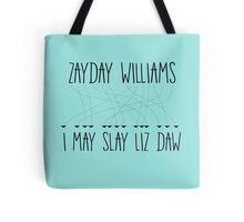 I May Slay Liz Daw - Scream Queens Tote Bag