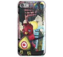 Bird Table iPhone Case/Skin