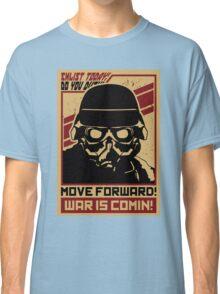 TROOP - WAR IS COMING Classic T-Shirt