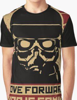 TROOP - WAR IS COMING Graphic T-Shirt