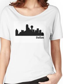 Dallas Women's Relaxed Fit T-Shirt