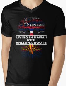 LIVING IN HAWAII WITH ARIZONA ROOTS T-Shirt