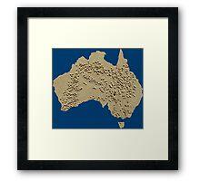 I, Australian Framed Print