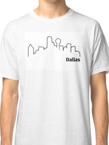 Dallas, Texas Classic T-Shirt