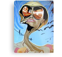 Fear and Loathing in las vegas Metal Print