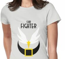 Sailor Star Fighter (Minimalist Homage) Womens Fitted T-Shirt