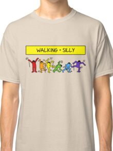 Pop Shop Silly Walks Classic T-Shirt