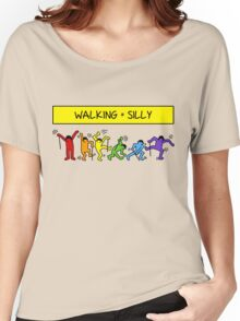 Pop Shop Silly Walks Women's Relaxed Fit T-Shirt