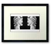 J U N O  Framed Print