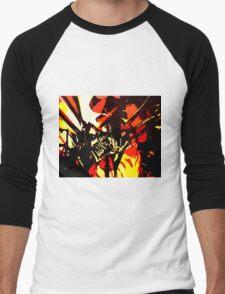 Alien Queen Hive Men's Baseball ¾ T-Shirt