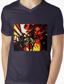 Alien Queen Hive Mens V-Neck T-Shirt