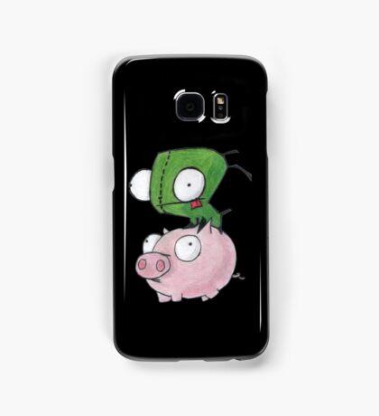 Gir and Piggy Samsung Galaxy Case/Skin
