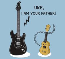 Uke, I am your Father! by sirwatson