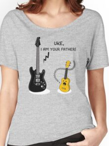 Uke, I am your Father! Women's Relaxed Fit T-Shirt