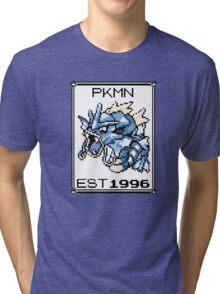 Gyarados - OG Pokemon Tri-blend T-Shirt