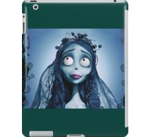 The corpse bride Bride iPad Case/Skin