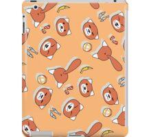 Ginger pattern iPad Case/Skin