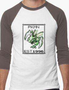 Scyther - OG Pokemon Men's Baseball ¾ T-Shirt