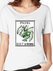 Scyther - OG Pokemon Women's Relaxed Fit T-Shirt