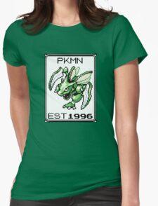 Scyther - OG Pokemon Womens Fitted T-Shirt
