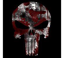 The Punisher Photographic Print
