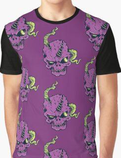 Alien Zombie Graphic T-Shirt