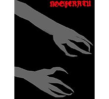Nosferatuhands Photographic Print
